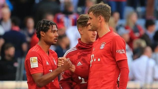 Bayern outcast Muller must be shown respect, says Gnabry - Bóng Đá