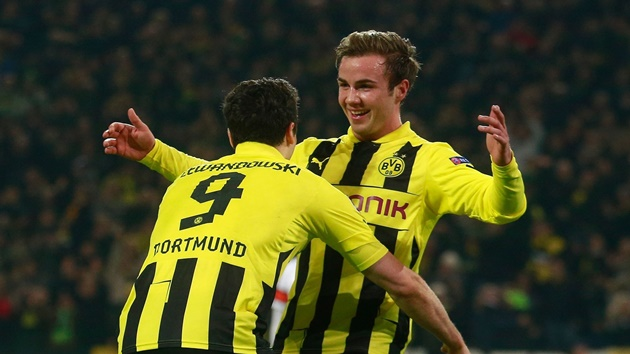 Dortmund would have won the Champions League if Gotze and Lewandowski had stayed - Watzke - Bóng Đá