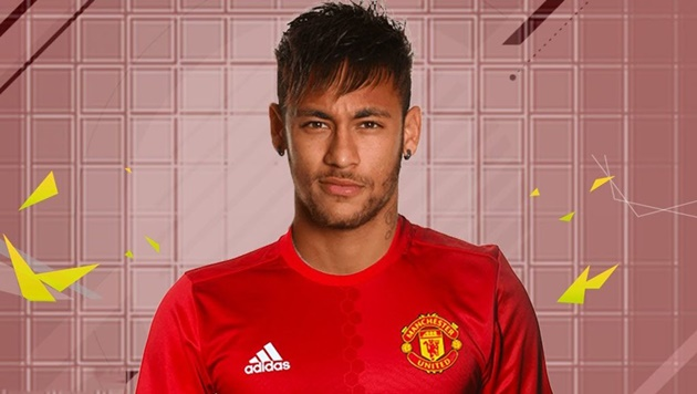 Manchester United's Reason for Not Signing Neymar - Bóng Đá