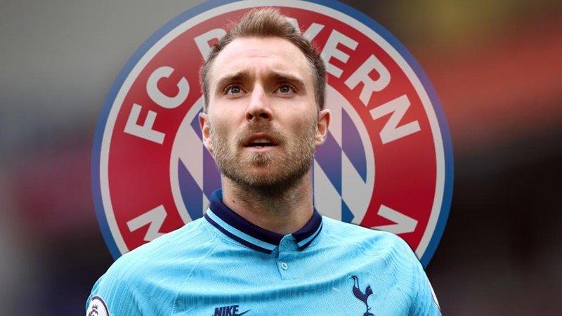 'Bayern Munich không nên ký hợp đồng với Christian Eriksen' - Bóng Đá