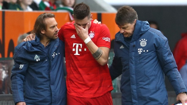 Bayern Munich will not sign Niklas Sule's replacement in January - Bóng Đá