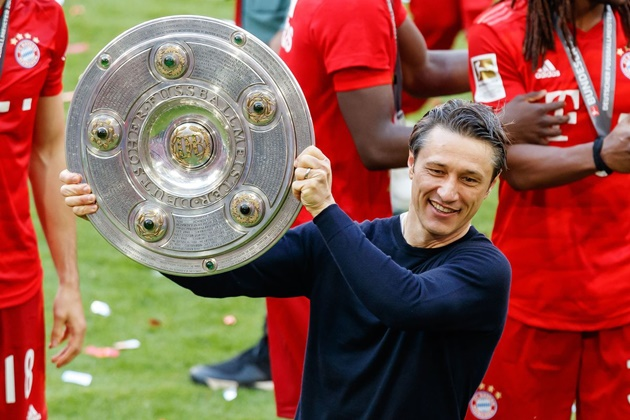 Niko Kovac reportedly finds himself under pressure at Bayern Munich - Bóng Đá