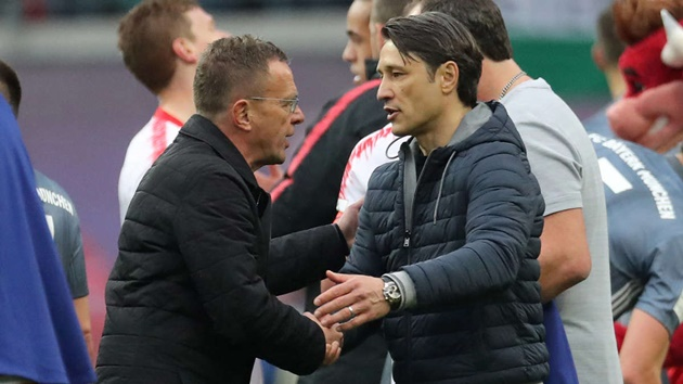 Next Bayern Munich manager: Ralf Rangnick and Jose Mourinho the favourites after Niko Kovac's departure - Bóng Đá