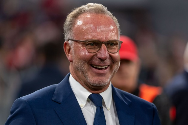 Karl-Heinz Rummenigge calls for an immediate response from Bayern Munich in next two matches - Bóng Đá