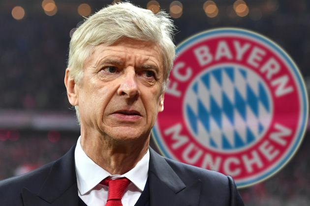 Bayern Munich ready to offer Arsene Wenger  - Bóng Đá