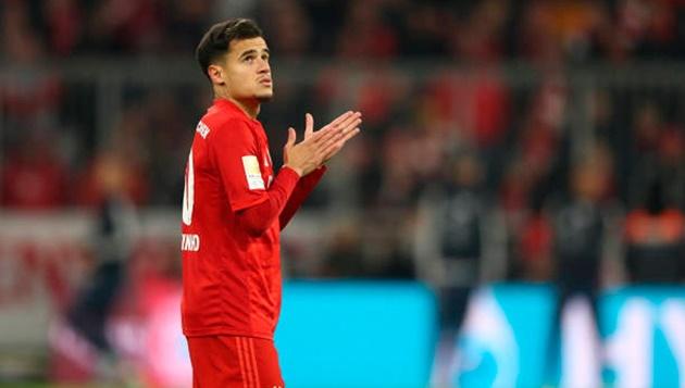 Philippe Coutinho đang tiêu tốn của Bayern Munich một khoản tiền đáng kinh ngạc - Bóng Đá