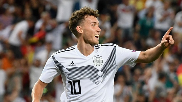 Luca Waldschmidt fractures face, injures knee and ankle in Germany's 4-0 win over Belarus - Bóng Đá