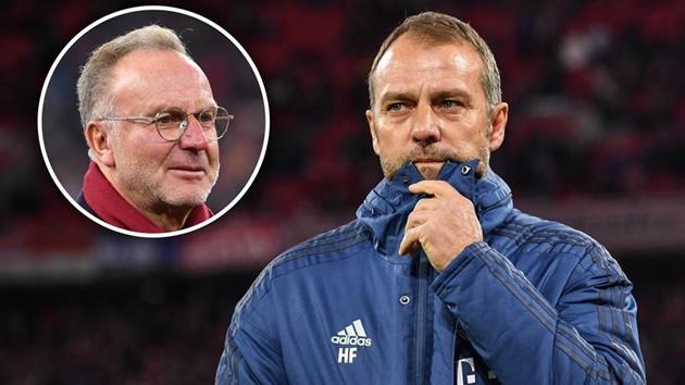 Sếp lớn lên tiếng, rõ tương lai của Flick ở Bayern?  - Bóng Đá