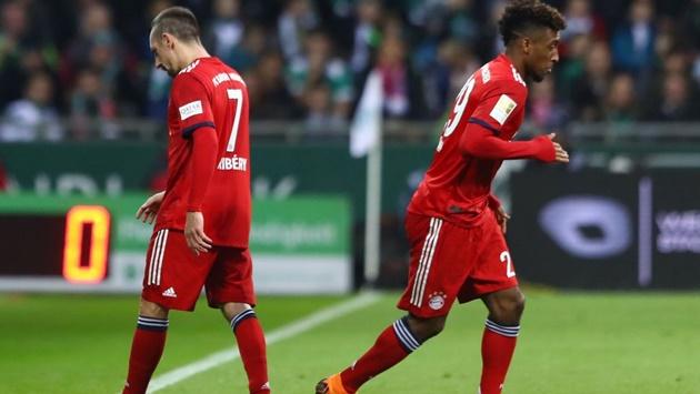 'Tôi có thể ở lại Bayern Munich 12 năm như Franck Ribery' - Bóng Đá