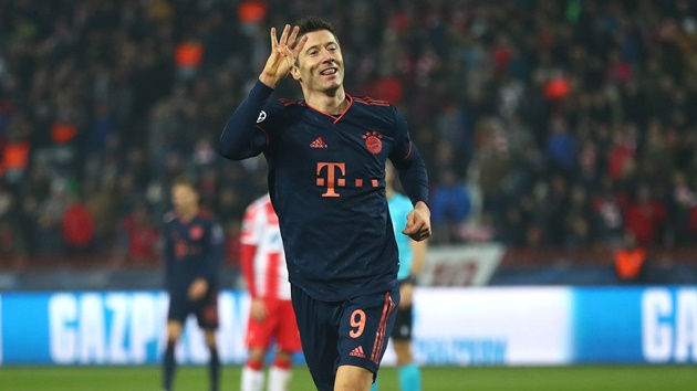 "Robert Lewandowski says it is ""too late"" for Real Madrid move, but is happy in Munich - Bóng Đá"