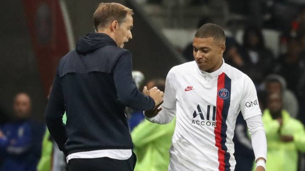 'Mbappe is not difficult to manage' - PSG boss Tuchel understands frustration of World Cup winner - Bóng Đá