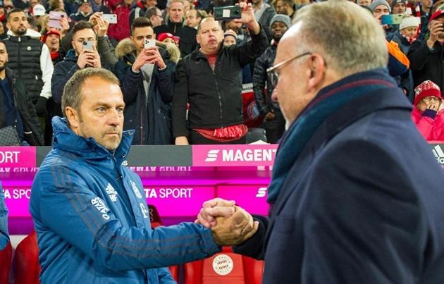 XONG! Hansi Flick tiếp tục dẫn dắt Bayern đến hết mùa giải 2019/2020 - Bóng Đá
