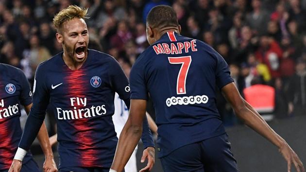 'Anh phải là số 1 ở PSG chứ không phải số 2 ở Barcelona...' - Bóng Đá