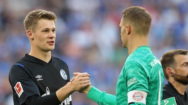 Nubel đến không ảnh hưởng đến việc gia hạn hợp đồng với Bayern - Neuer - Bóng Đá