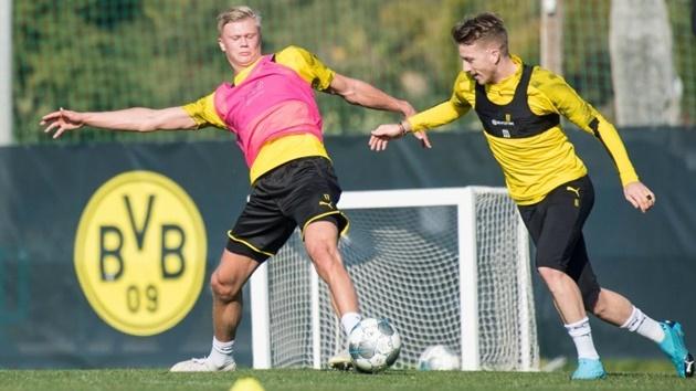 Tip.mobi tổng hợp: Đến Dortmund chưa lâu, Haaland đã được đồng đội khen nức nở
