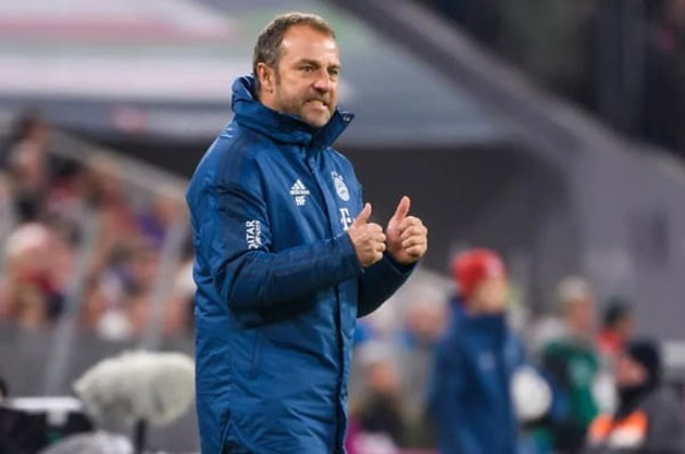 Hansi Flick sees no need to overreact to Bayern's 5-2 friendly loss to FC Nürnberg - Bóng Đá