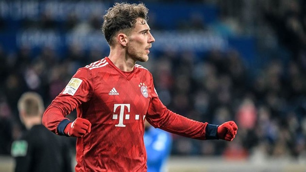 Bayern Munich: Leon Goretzka optimistic about second half of the season - Bóng Đá