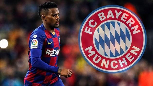 Bayern Munich interested in Barcelona right back Nelson Semedo - Bóng Đá
