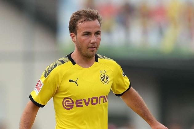 'Final decision' on Gotze's Dortmund future hasn't been made - Zorc - Bóng Đá
