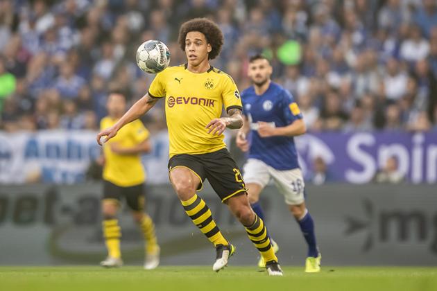 Borussia Dortmund: Chờ đợi hàng công nguyên tử - Bóng Đá