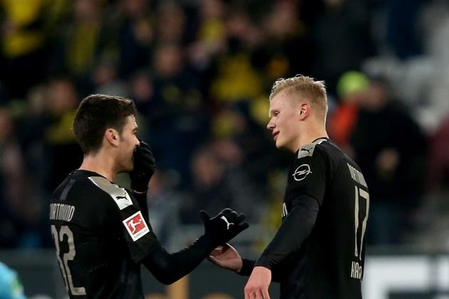 Dortmund boss reveals why Haaland may not start against Koln & talks up Gio Reyna talent - Bóng Đá