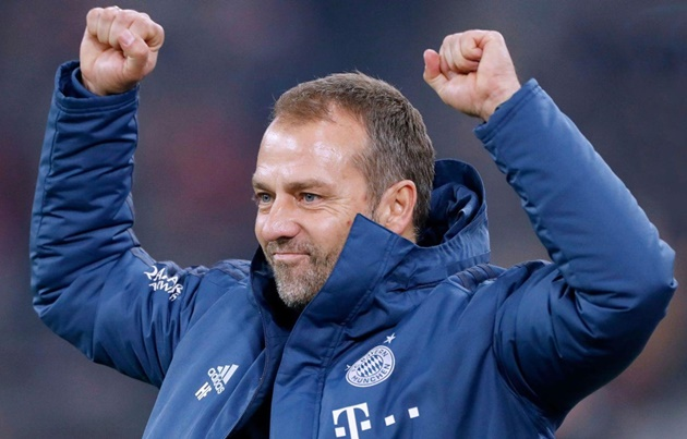 Flick satisfied with 'crucial' win as Bayern put pressure on RB Leipzig - Bóng Đá
