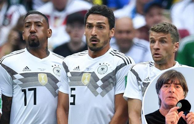 Bayern Munich star still has a future with Germany - Bóng Đá