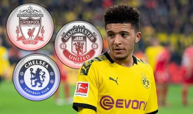 Three reasons why Jadon Sancho should stay at Borussia Dortmund for another season - Bóng Đá