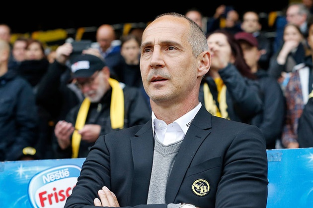 Borussia Dortmund looking at Adi Hütter as the potential successor to Lucien Favre - Bóng Đá