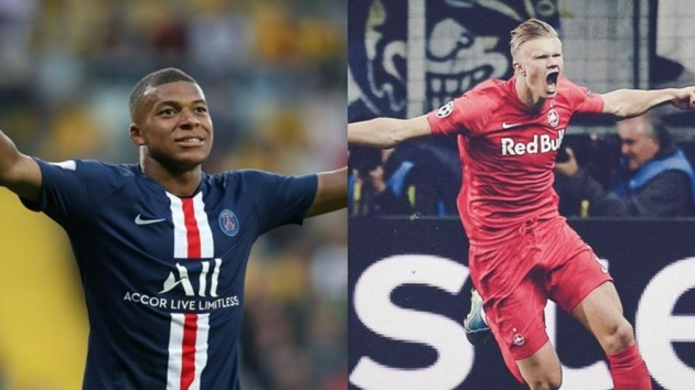 Borussia Dortmund striker Erling Haaland names the superstar whose example he is trying to follow - Bóng Đá
