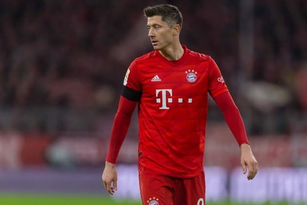 Lewandowski ruled out for four weeks in blow to Bayern's Bundesliga title hopes - Bóng Đá