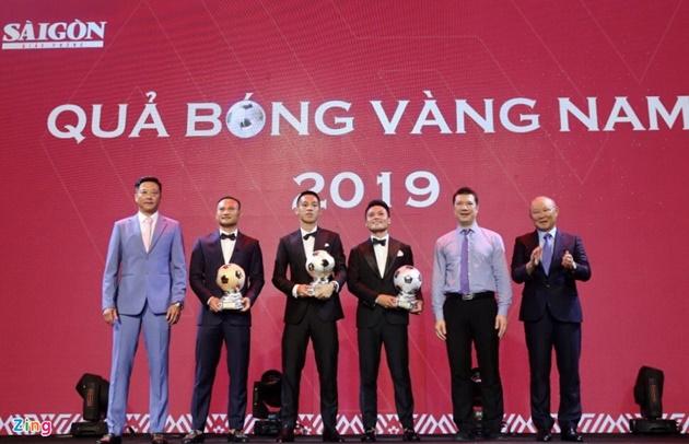 Tiền đạo Việt Nam ở đâu trong đêm trao Quả bóng vàng 2019? - Bóng Đá
