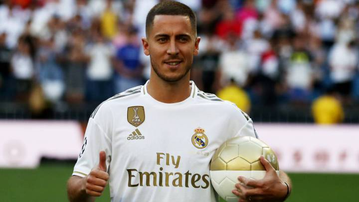 Real Madrid: Eden Hazard and other arrivals point to new Galacticos era - Bóng Đá