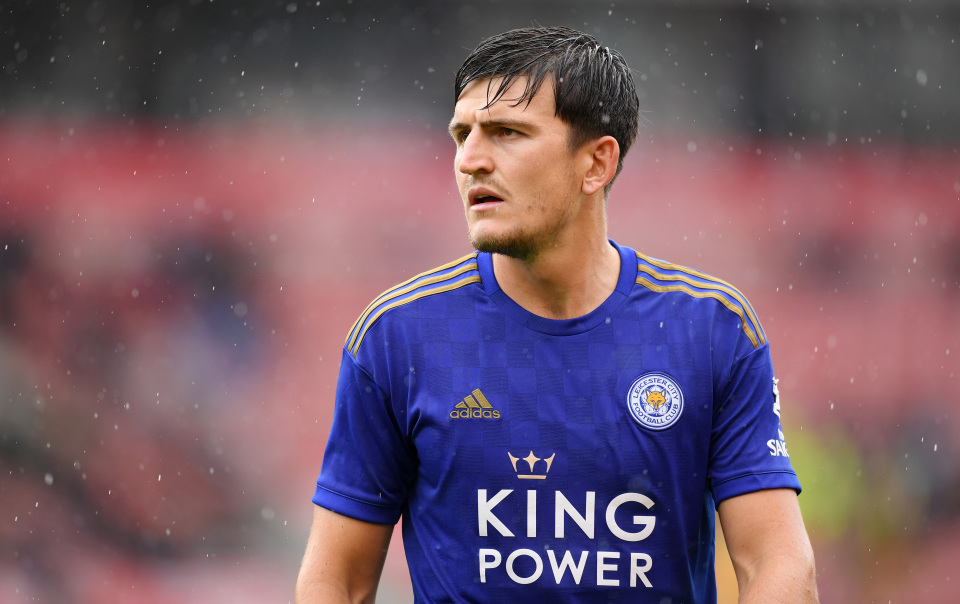 Leicester yet to receive acceptable Maguire bid from United - Bóng Đá