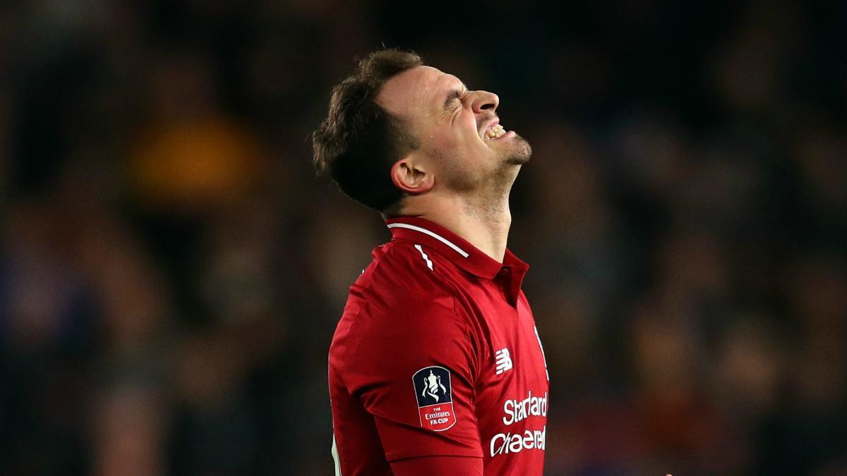 Liverpool winger Xherdan Shaqiri wants more playing time - Bóng Đá