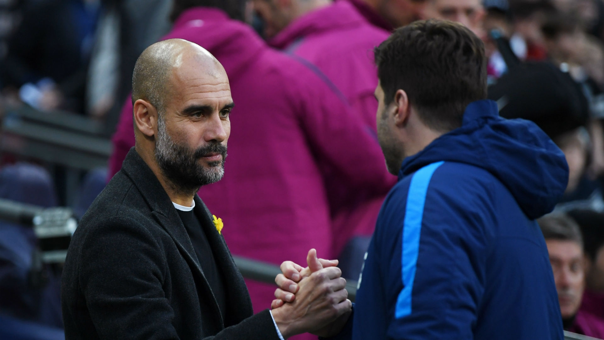 Pep Guardiola calls for VAR consistency after Man City denied Tottenham victory - Bóng Đá