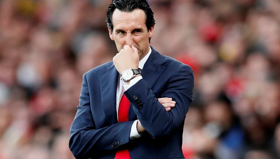'We don't ever want to play against Liverpool' admits Arsenal boss Unai Emery - Bóng Đá