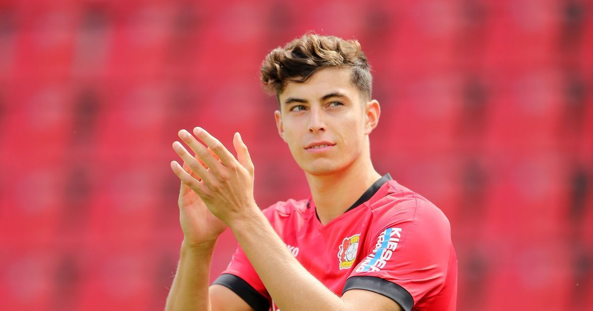 big six epl kai havertz - Bóng Đá