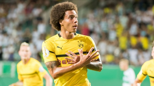 Dortmund star Witsel opens up on failed moves to Real Madrid, Man Utd and Juventus - Bóng Đá