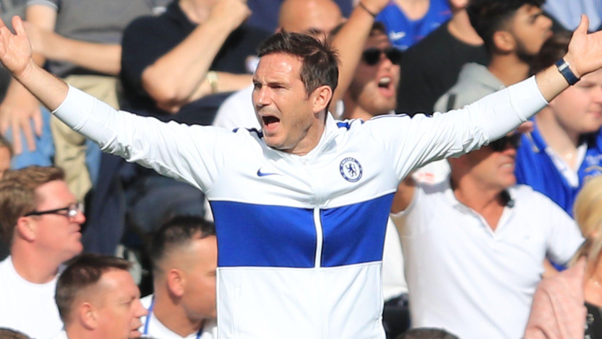 Hãy tin vào Lampard vì Chelsea vẫn rất đáng gờm - Bóng Đá