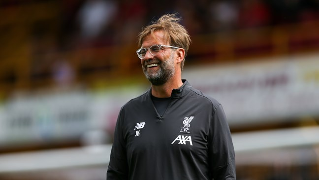 Alexander-Arnold reveals decisive tactical tweak from Klopp at half-time in Liverpool win - Bóng Đá