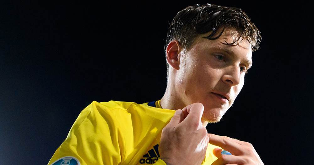 Victor Lindelof criticises HIMSELF after Manchester United defender's poor form continued during Sweden's Euro 2020 qualifier stalemate with Norway - Bóng Đá