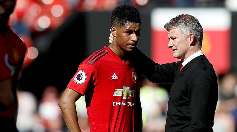 Man Utd star Marcus Rashford has not listened to Ole Gunnar Solskjaer's advice in March - Bóng Đá
