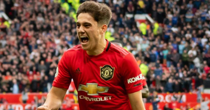 Manchester United have done something for the first time in nine years with Daniel James - Bóng Đá
