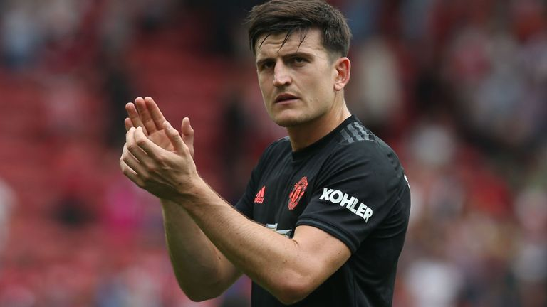 Brendan Rodgers praises Harry Maguire for how he handled £80m - Bóng Đá
