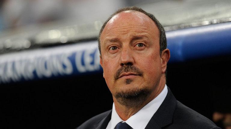 Benitez talks about Man City - Bóng Đá