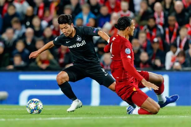 Arsenal chasing Hwang Hee Chan - Bóng Đá