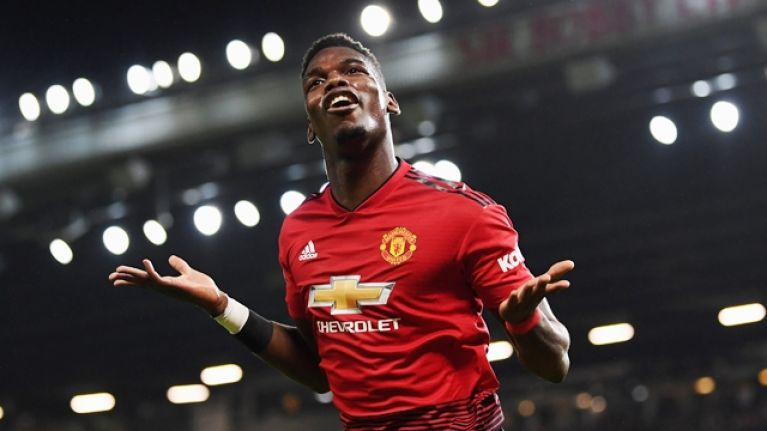 real stop chasing pogba, focus on mbappe - Bóng Đá
