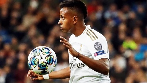 Liverpool want to sign Rodrygo - Bóng Đá