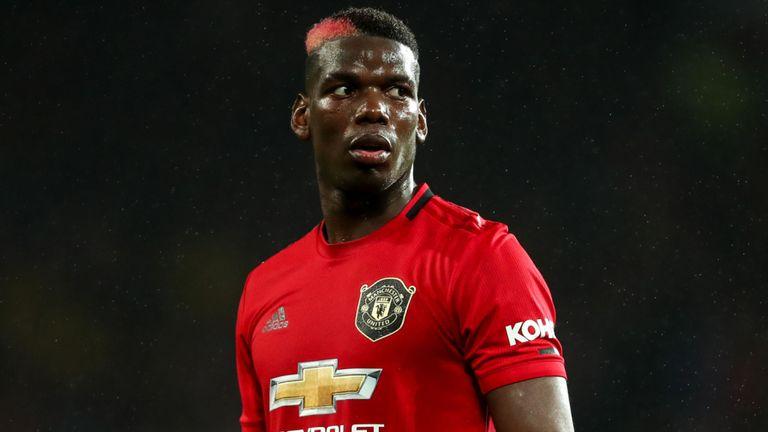Paul Pogba leaves if Man Utd misses out CL - Bóng Đá